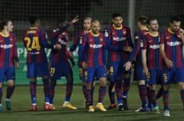 نجم برشلونة يغادر المعسكر لإنهاء إجراءات رحيله لفريقه الجديد