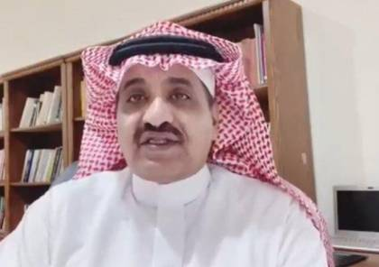 """فيديو: إعلامي سعودي يصف الفلسطينيين بالـ""""شحادين بلا شرف"""" والأقصى بالمعبد اليهودي"""