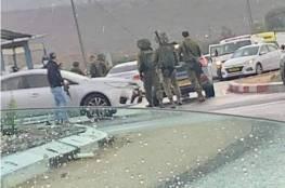 اعلام اسرائيلي يكشف تفاصيل جديدة حول عملية إطلاق النار التي نفذها شاب فلسطيني بنابلس