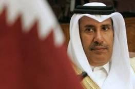 """رئيس وزراء قطر الأسبق عن أحداث القدس: السلام يحتاج إلى """"أنياب"""""""