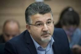النائب جبارين يطالب اردان بالاستقاله بعد تصريحاته العنصرية