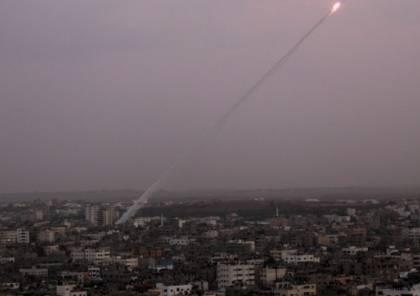 إعلام إسرائيلي: اعتراض صاروخ أطلق من قطاع غزة باتجاه مستوطنات الغلاف