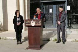 محافظ نابلس يعلن عدد من التسهيلات ستدخل حيز التنفيذ اعتبارا من غدا الاربعاء