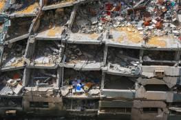من الجو.. شاهد حجم الدمار جراء الغارات الإسرائيلية على غزة