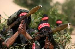 المقاومة: العدوان الاسرائيلي يهدف لنسف جهود مصر بكسر الحصار