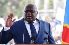 رئيس الكونغو يعلن عن إعادة العلاقات مع إسرائيل وفتح سفارة