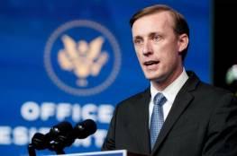 مستشار الأمن القومي الأمريكي يستقبل نظيره الإسرائيلي في البيت الأبيض
