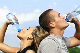 11 كوب مياه يومياً يوازي رياضة المشي
