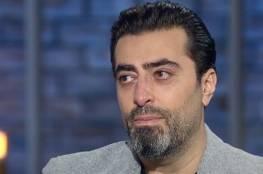 الفنان باسم ياخور يبكي على الهواء... (فيديو)