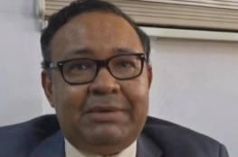 المتحدث باسم خارجية السودان المُقال باكياً: يجب مصارحة الشعب بشأن العلاقة مع إسرائيل