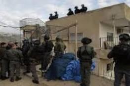 """بلدية الاحتلال في القدس تخطر باخلاء 7 منازل في """"باب السلسلة"""""""