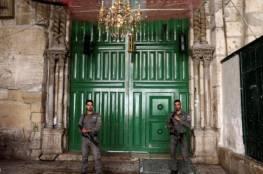تشكيل لجنة اسرائيلية اردنية لشؤون الاقصى تتجاهل الفلسطينيين وابو مازن غاضب