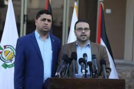 حماس تعلن جهوزيتها لانتخابات شاملة متزامنة أو وفق جدول زمني محدد متفق عليه وطني