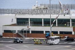 تكريماً له .. وضع صورة كريستيانو رونالدو على مطار ماديرا