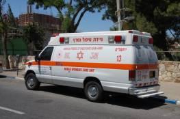 قتيل واصابات بشجار عائلي في بلدة طرعان بالجليل الاسفل
