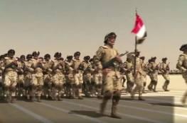 الجيش المصري يؤكد قدرته على التعامل مع كافة التهديدات ويجهز قواته بالذخيرة الحية