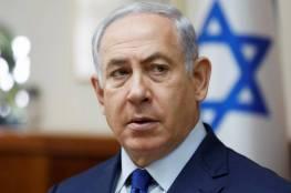 """لأجل أمن """"إسرائيل"""".. نتنياهو: مستعدون للعمل ضد قطاع غزة"""