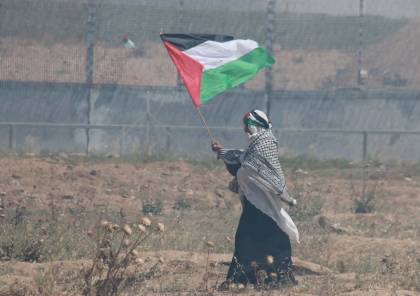 بالصور..65 اصابة بينها خطيرة بمليونية العودة شرق قطاع غزة