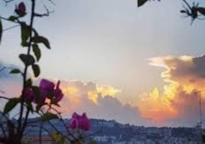 طقس فلسطين: أجواء باردة وخريفية