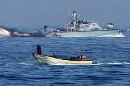 الاحتلال يقلص مساحة الصيد ببحر غزة لـ 10 أميال