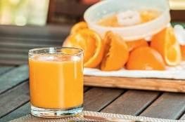 دراسة تحذر: عصير البرتقال يزيد احتمالات الإصابة بالسكري