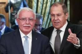 وزير الخارجية الروسي: التطبيع بين إسرائيل ودول عربية لا يجب أن يهمش القضية الفلسطينية