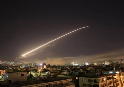 الدفاعات الجوية السورية تتصدى لعدوان إسرائيلي على دمشق (فيديو)