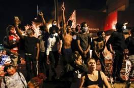 احتجاجات مينيابوليس تشتد مع تحريض ترامب وتوقيف الشرطي القاتل