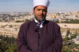 الكسواني: فتح أبواب المسجد الأقصى أمام المصلين في شهر رمضان