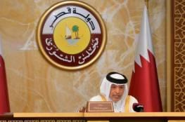 هنية يهنئ الغانم بانتخابه رئيسًا لمجلس شورى قطر