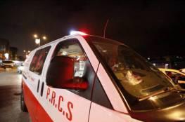 إصابة 3 مواطنين خلال شجار برام الله