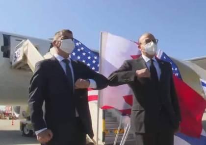 اشكنازي يعلن الاتفاق مع نظيره البحريني على فتح سفارة إسرائيلية في المنامة وبحرينية في تل أبيب