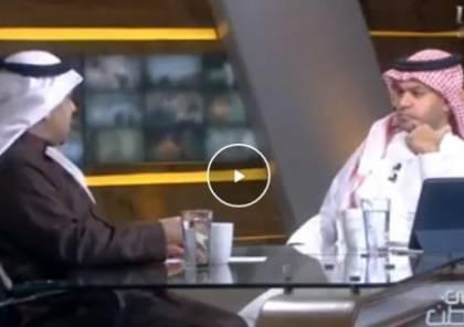 """فيديو : الاعلام السعودي يصف ما يحدث فلسطينياً بـ""""القبح""""و """"الفجور والانحدار الاخلاقي"""""""