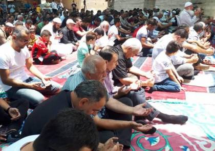 غزة: توضيحات مهمة من وزارة الاوقاف حول صلاة العيد في المساجد