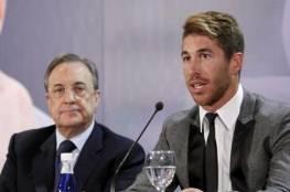 ريال مدريد لا يمانع برحيل راموس