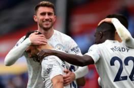 فيديو.. مانشستر سيتي يقترب من استعادة لقب الدوري الإنجليزي