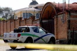 انتشال خمسين جثة من مقبرة جماعية في المكسيك