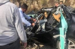 رام الله: مصرع مواطن وإصابة آخرين بجروح جراء حادث سير