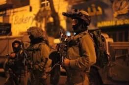 قوات الاحتلال تعتدي على عائلة في جبل المكبر وتعتقل 5 من أفرادها