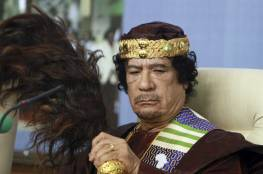 تسجيل صوتي للرئيس الليبي الراحل معمر القذاقي قبل مقتله بساعات