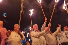 """شاهد: العالول يشارك بفعاليات """"الإرباك الليلي"""" في بلدة بيتا"""
