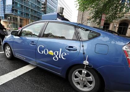 تهافت كبير على تجربة سيارات غوغل ذاتية القيادة