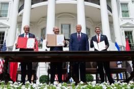 """موقع أمريكي: خارجية الولايات المتحدة تتجنب استخدام مصطلح """"اتفاق أبراهام"""" في خطاباتها الرسمية"""