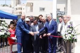 """بلدية بيت لحم تحتفل بافتتاح ملعب كرة القدم المصغر """"دافيدي أستوري"""""""