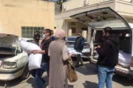 تسليم مواد وادوات تطويرية لثمانية مشاريع تمكين اقتصادي في محافظة نابلس