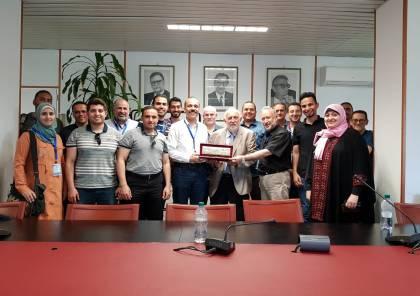 الكلية الجامعية تشرف على برنامج تدريبي في مجال تكنولوجيا المعلومات في إيطاليا