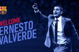 رسمياً ..فالفيردي مدرباً  لـ برشلونة