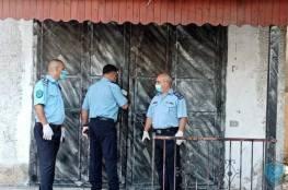 الشرطة تغلق 259 محل تجاري وتحرر مخالفات لأشخاص ومحلات في جنين ...