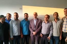 غزة: الإفراج عن الصحفيين النجار وأبو إسحاق