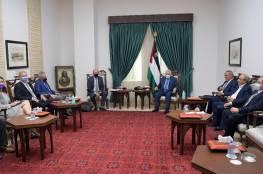 """الرئيس لـ""""هادي عمرو"""": مستعدون للذهاب إلى عملية سياسية فورا وفق هذا الأساس"""